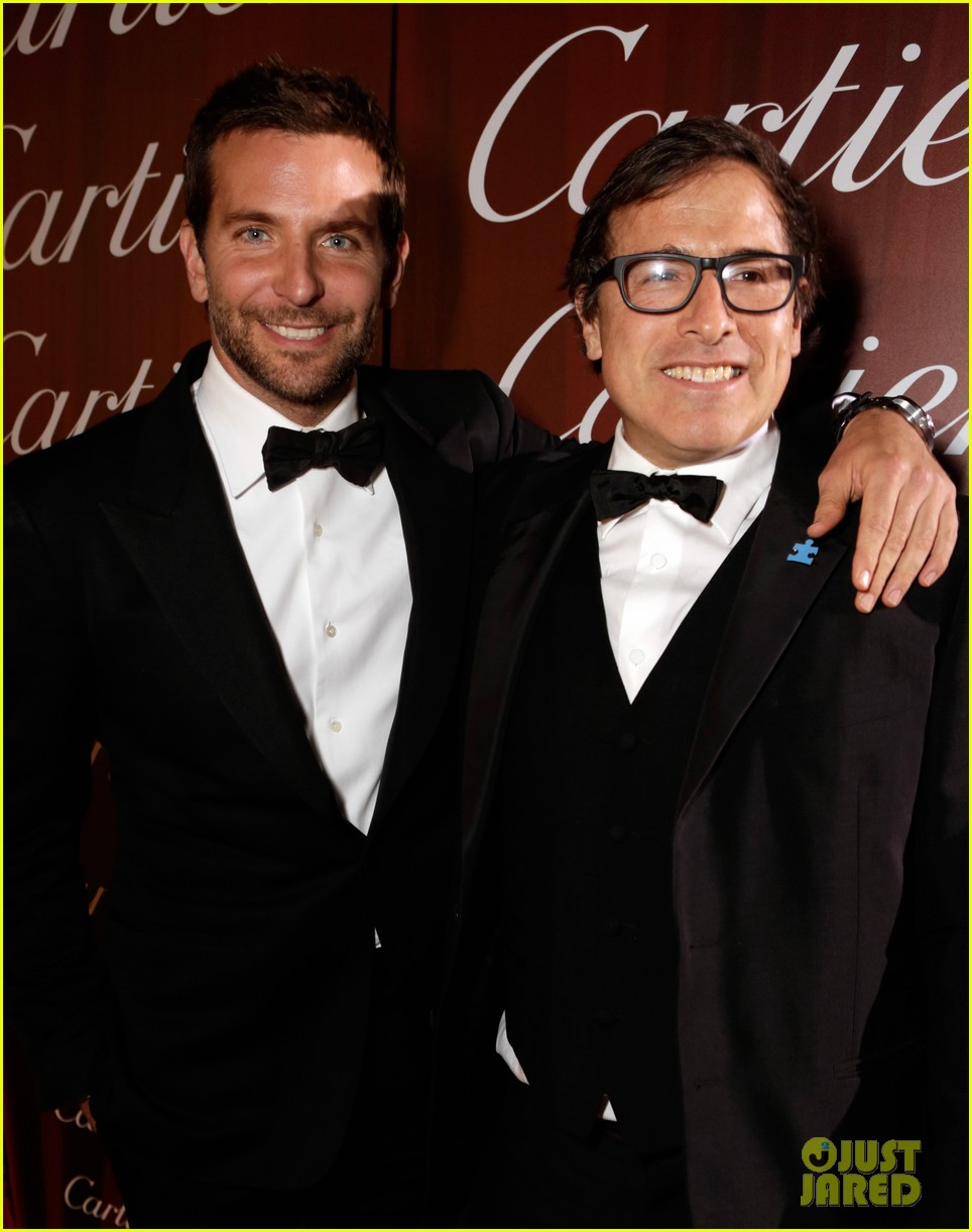 bradley cooper palm springs film festival awards gala 2014 15