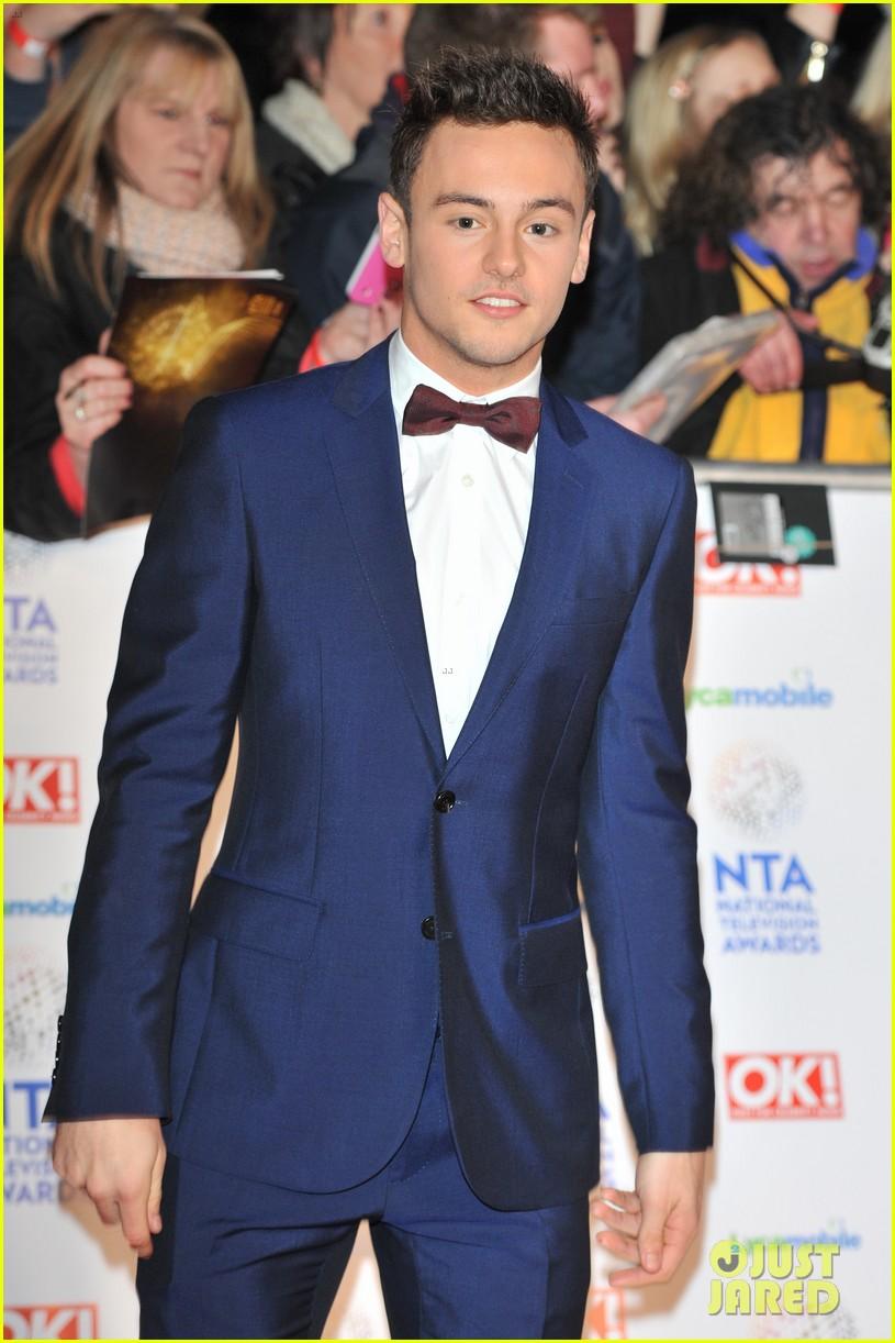 tom daley naomi campbell national television awards 2014 08