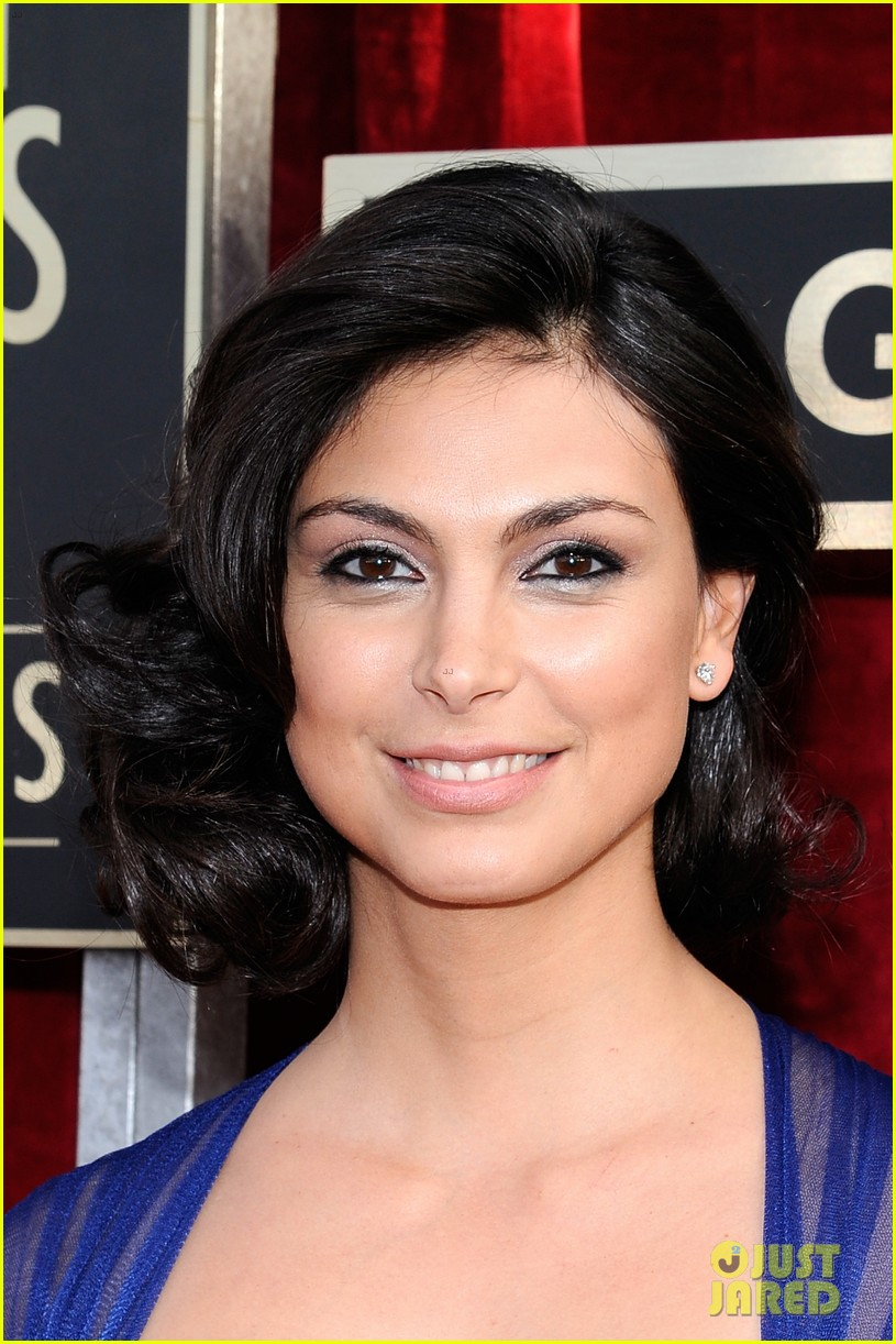 damien lewis morena baccarin sag awards 2014 red carpet 033034764