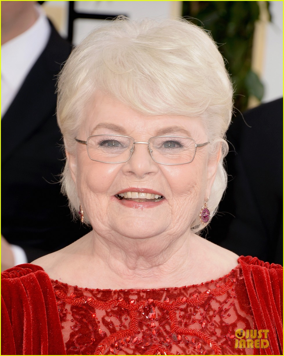 bruce dern june squibb golden globes 2014 red carpet 02