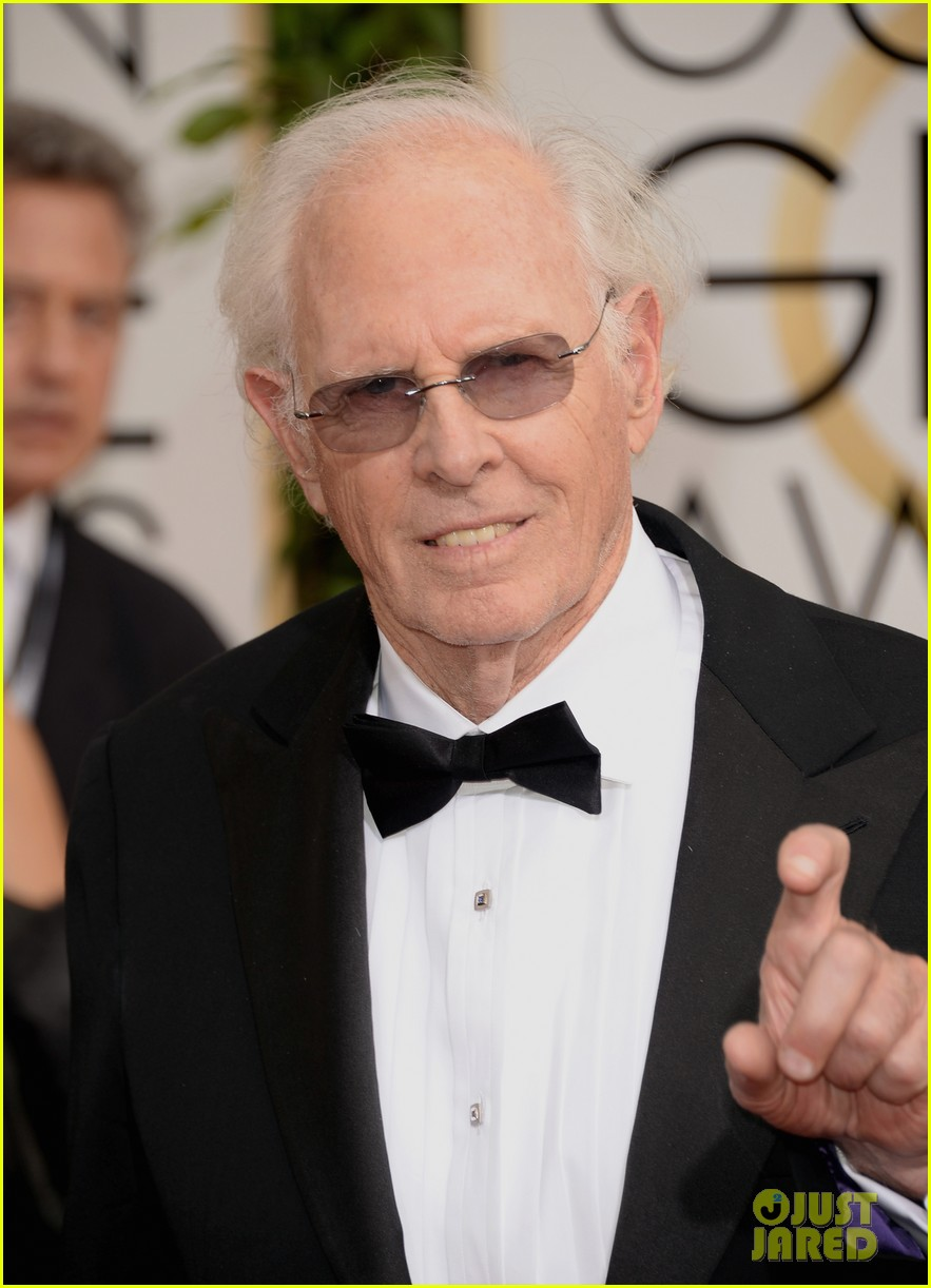 bruce dern june squibb golden globes 2014 red carpet 04
