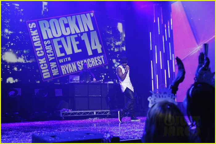 jason derulo performs on new years rocking eve 2014 video 06