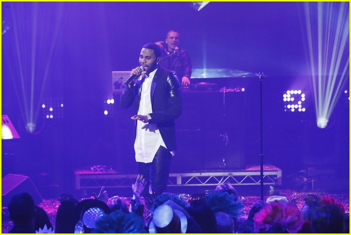 jason derulo performs on new years rocking eve 2014 video 07