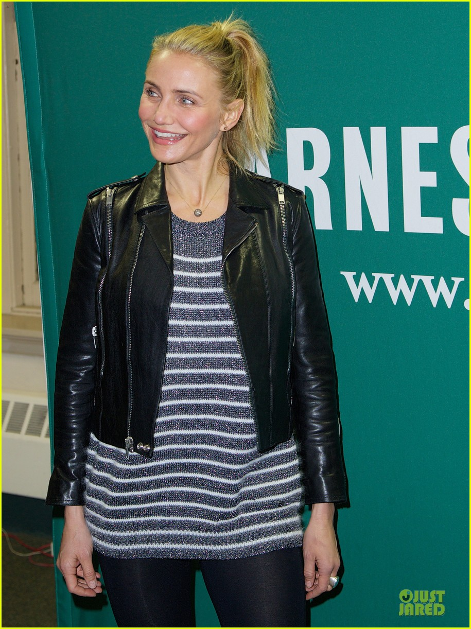 cameron diaz i ate everything during the holidays 08
