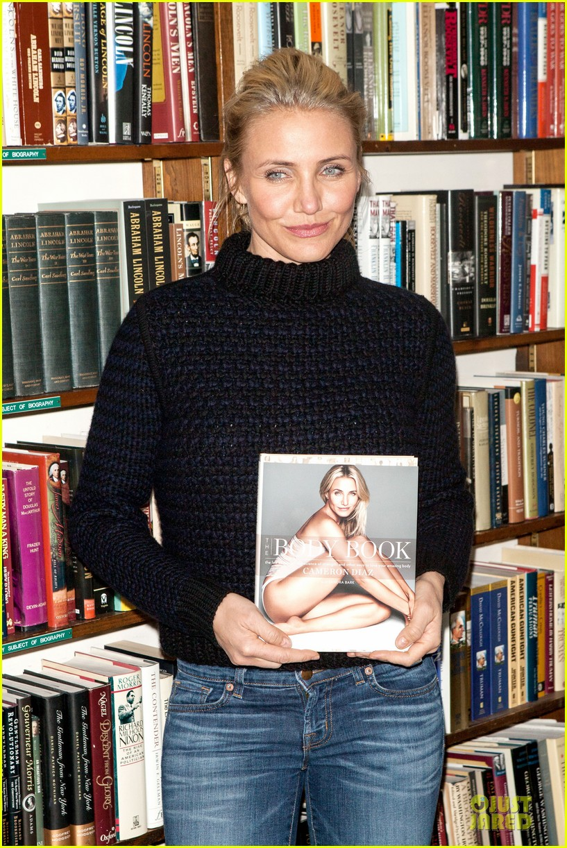 cameron diaz i like the way i look now better 10