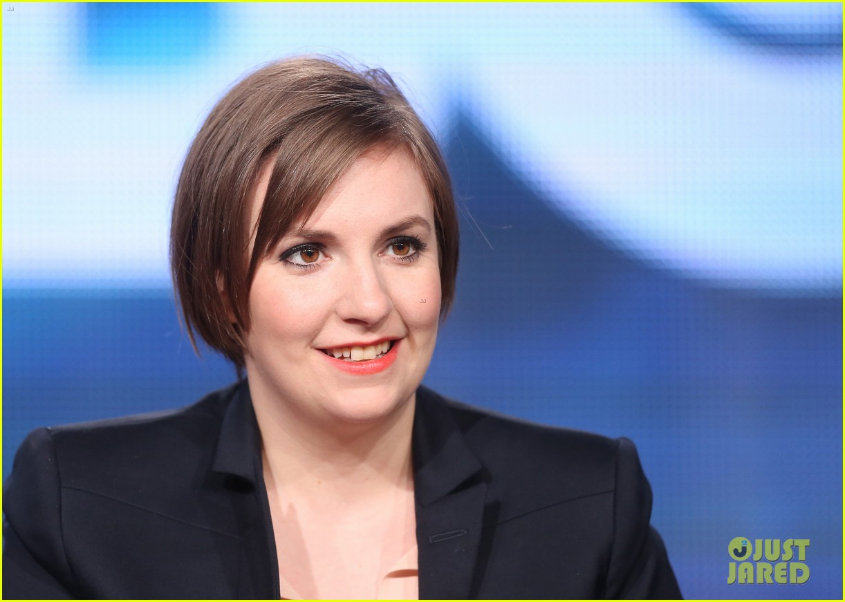 lena dunham allison williams girls tca winter tour panel 103026619