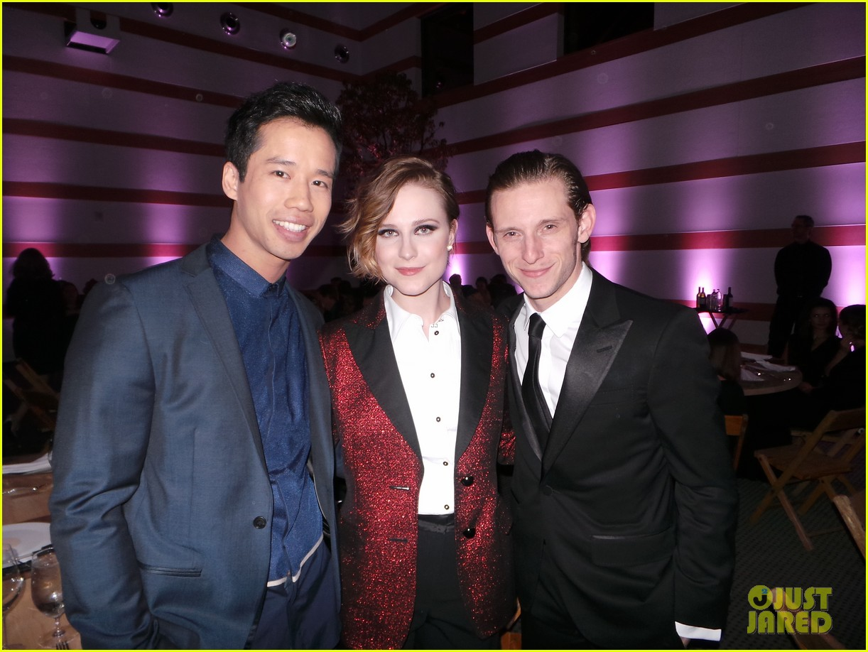 evan rachel wood jamie bell art of elysium heaven gala 043028478