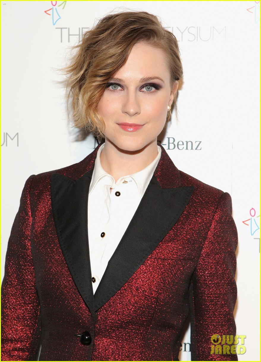 evan rachel wood jamie bell art of elysium heaven gala 15