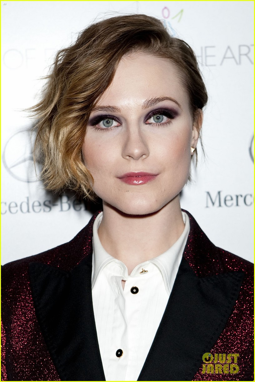 evan rachel wood jamie bell art of elysium heaven gala 223028496