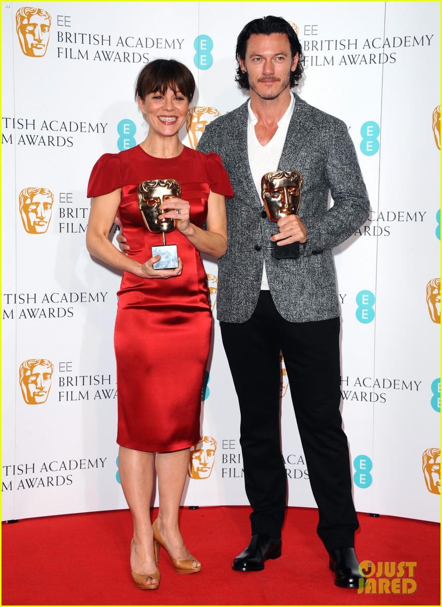 luke evans helen mccrory 2014 bafta film awards nominations photo call 063025170