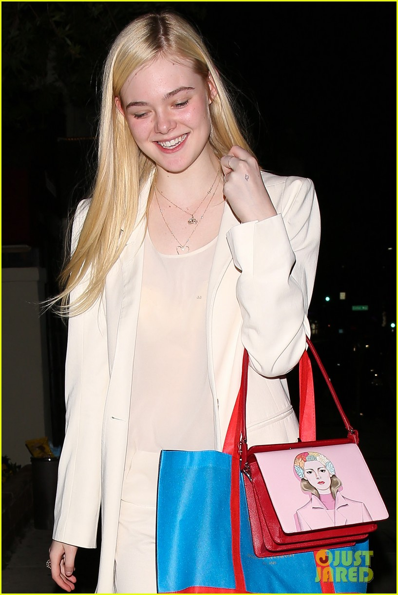 elle fanning matsuhisa dinner date with male friend 02