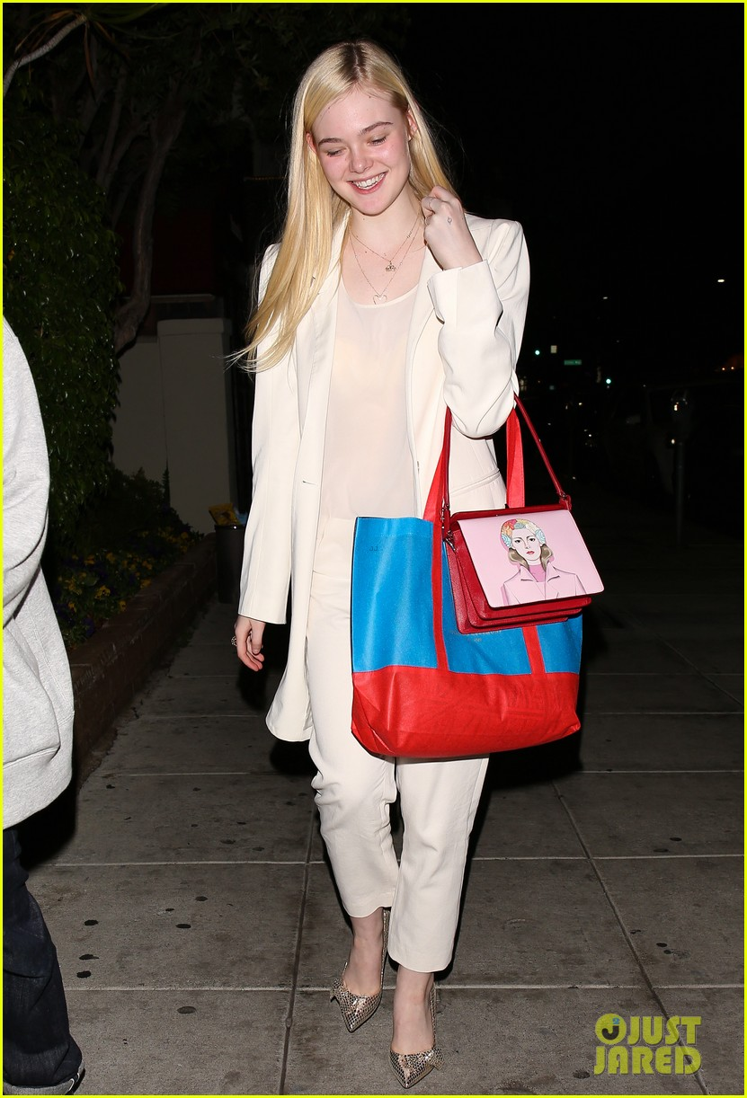 elle fanning matsuhisa dinner date with male friend 063042210
