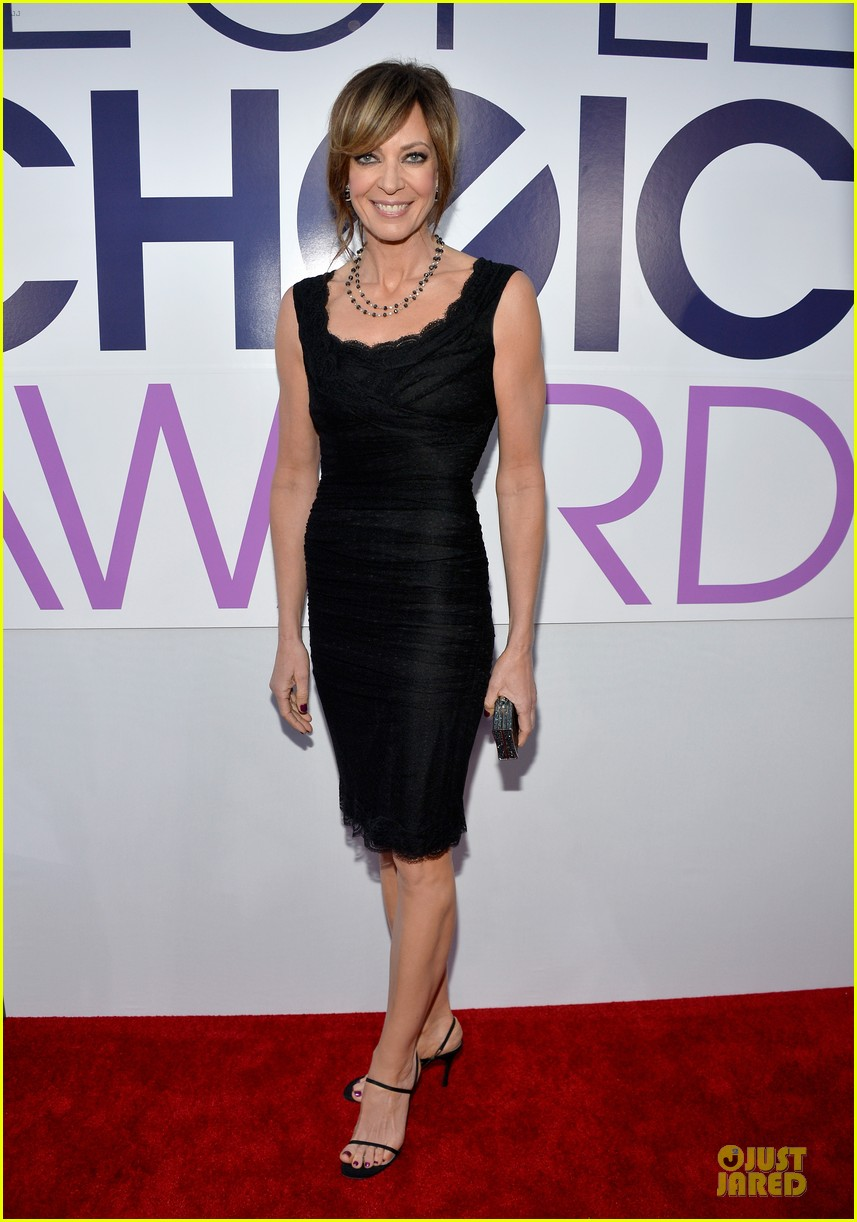 anna faris allison janney peoples choice awards 2014 05