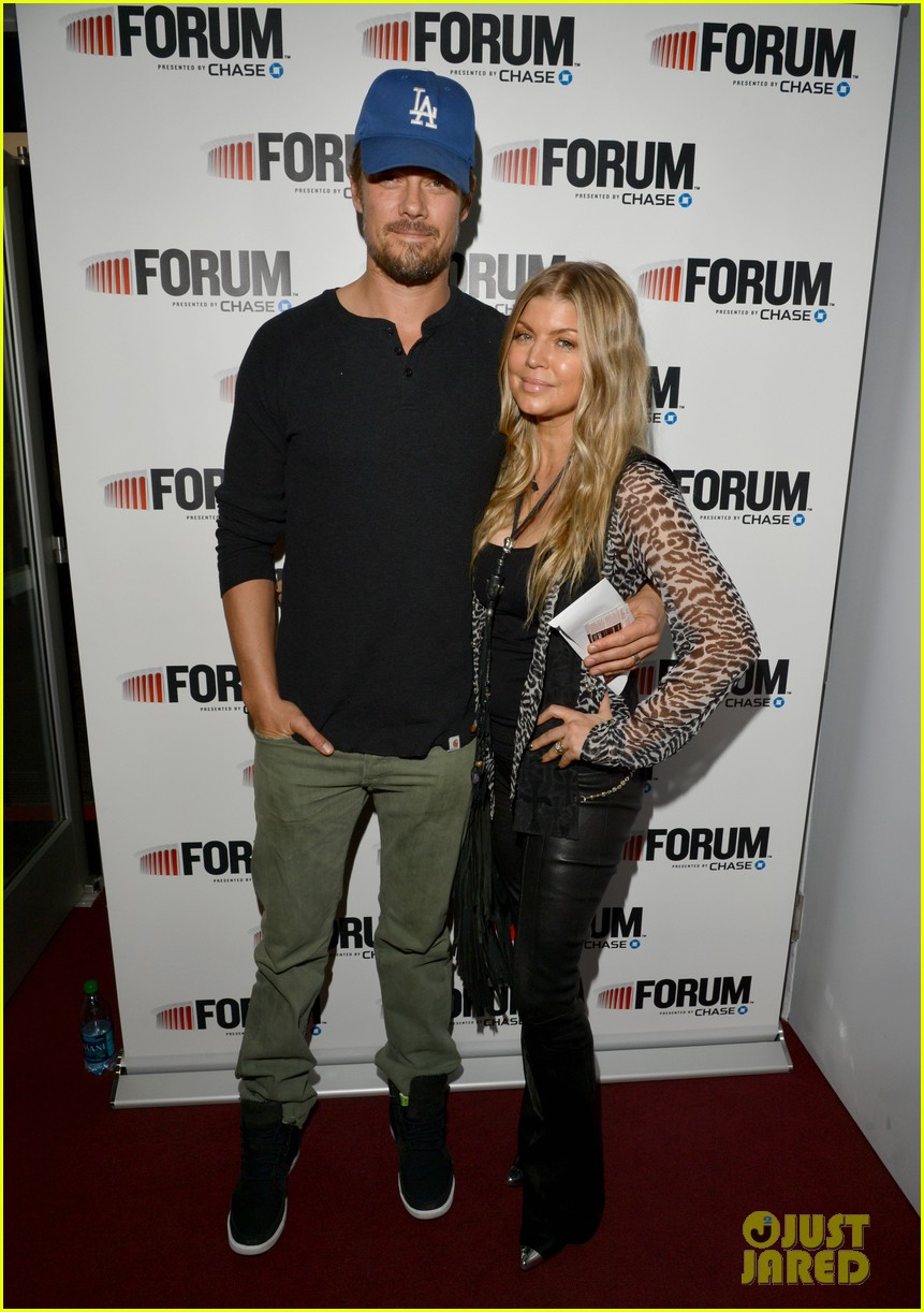 fergie josh duhamel work on their fitness 01a3035783