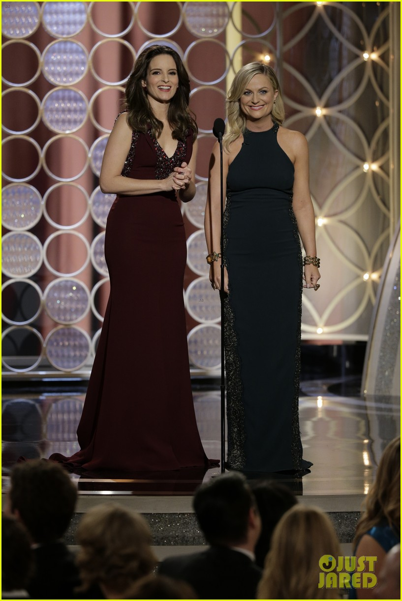 tina fey amy poehler golden globes opening monologue video watch now 06