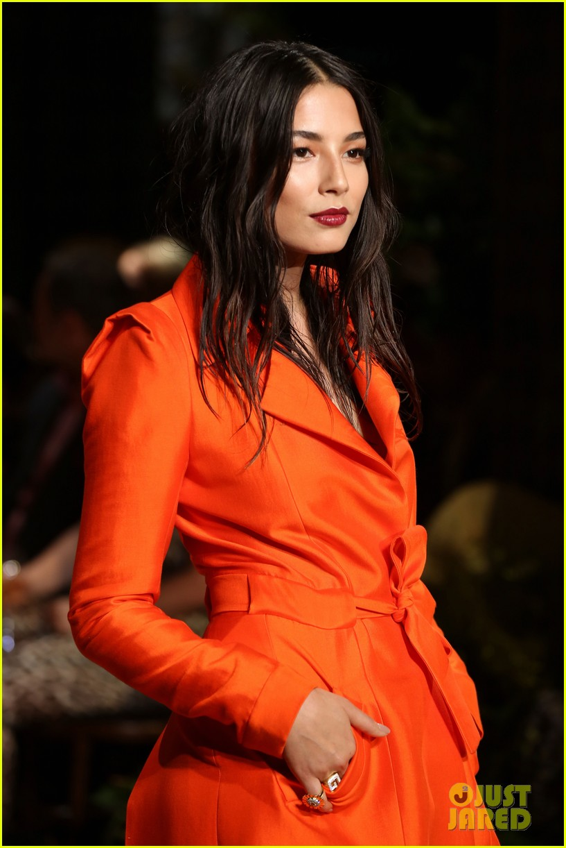 jessica gomes hits the runway for david jones collection launch 06