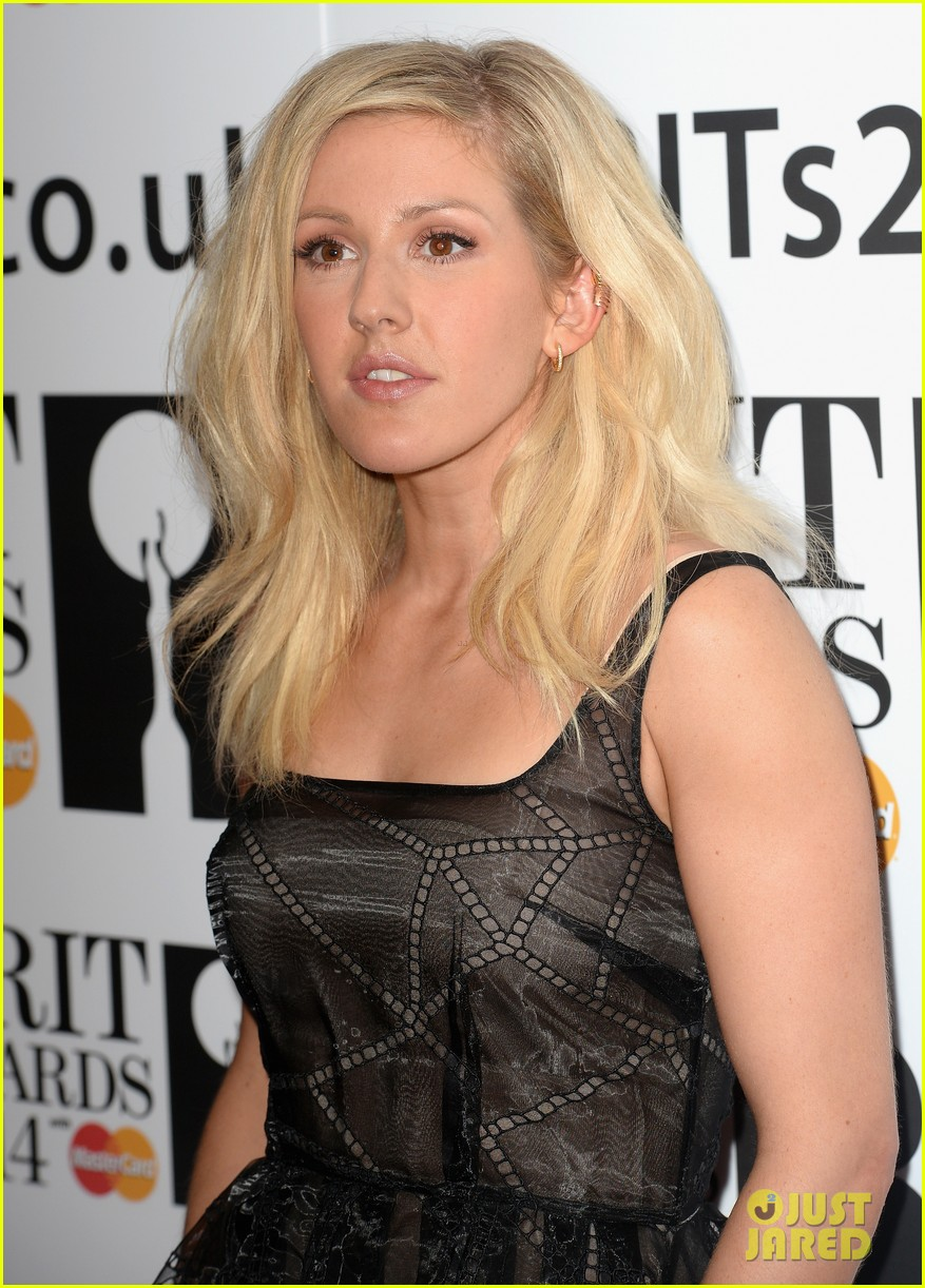 ellie goulding brit awards nominations ceremony 163026332