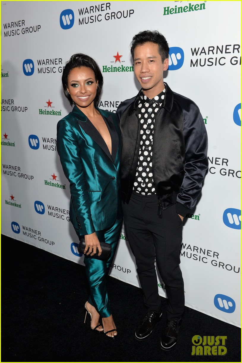 kat graham universal music grammys 2014 after party 05