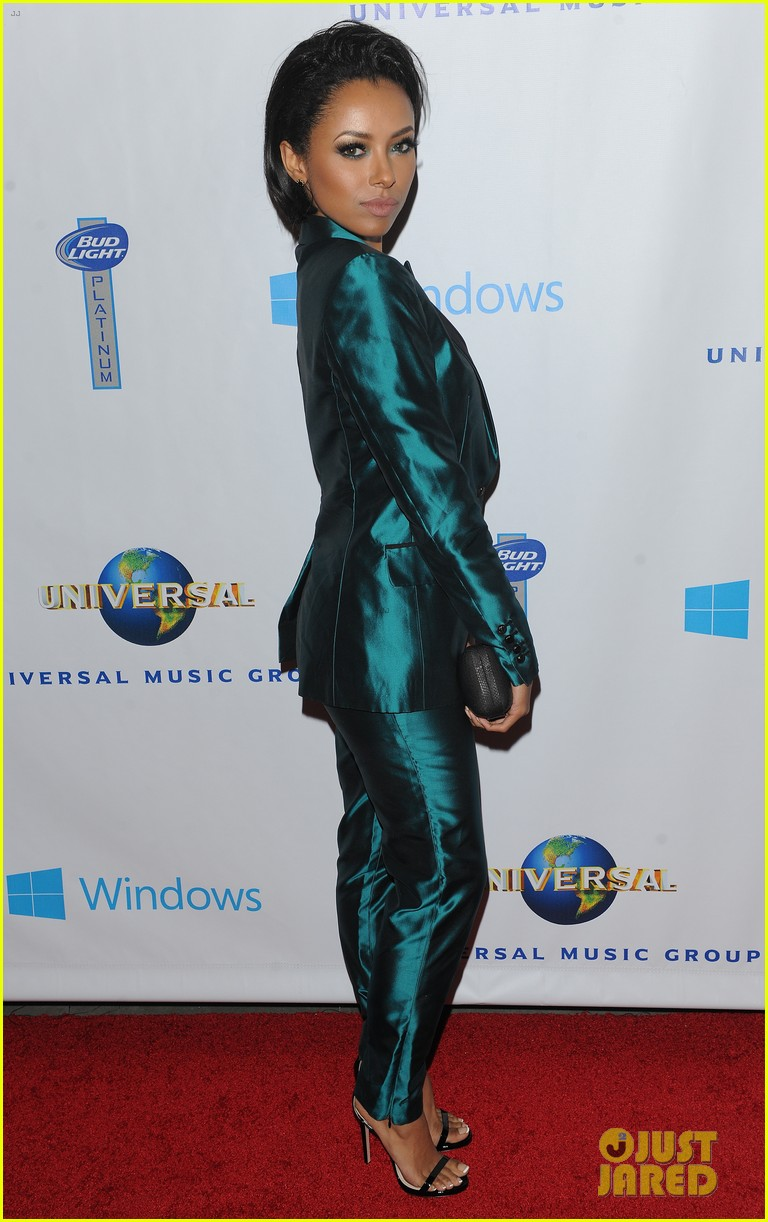 kat graham universal music grammys 2014 after party 10