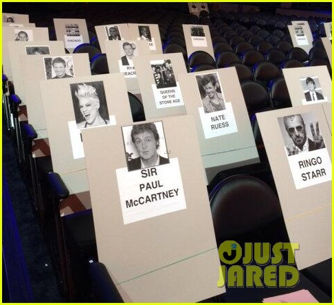 grammy awards 2014 find out where the stars are sitting 02