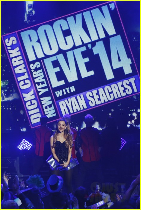 ariana grande dick clarks new years rockin eve performance video 053020829