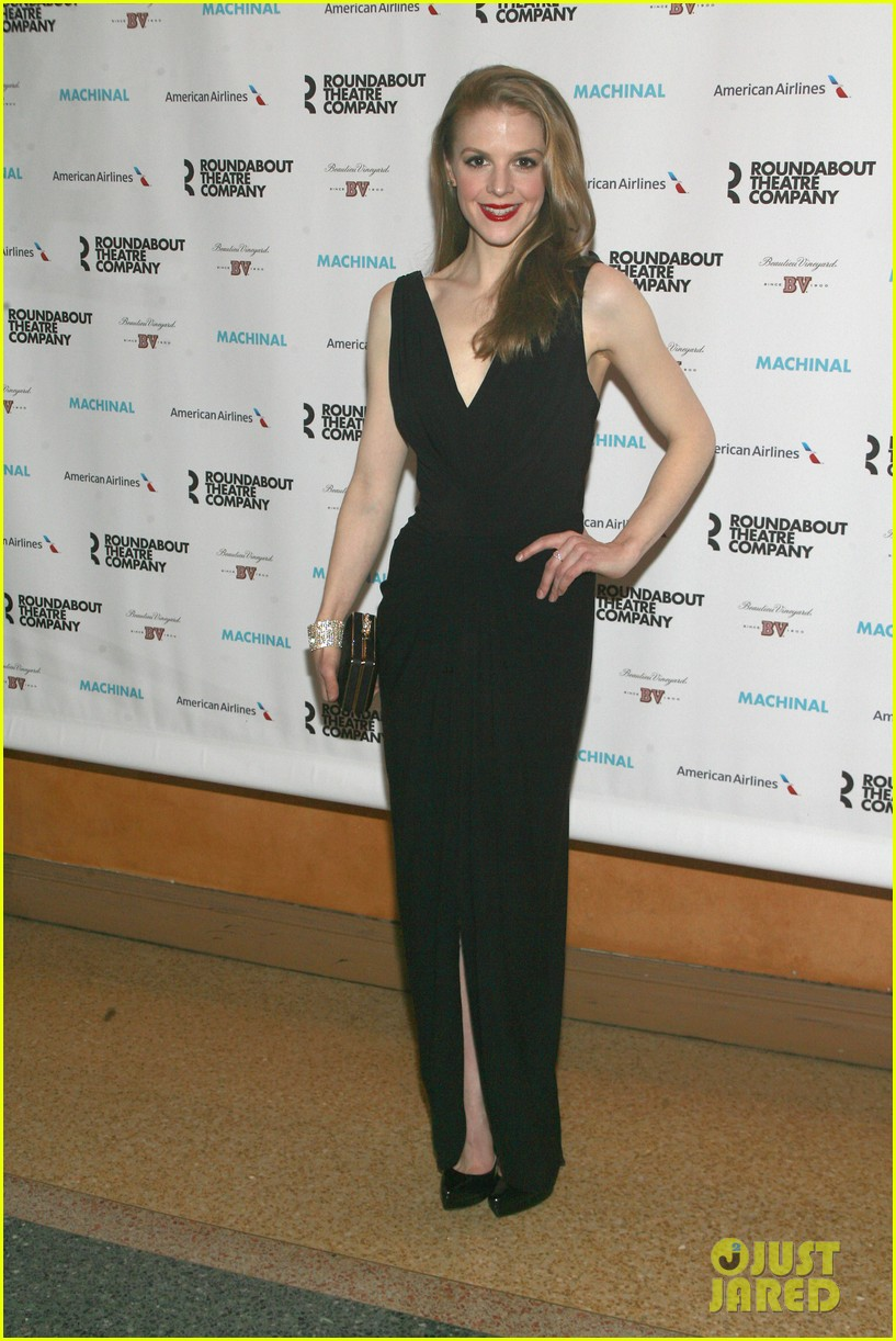 rebecca hall ashley bell machinal broadway opening night 043033372