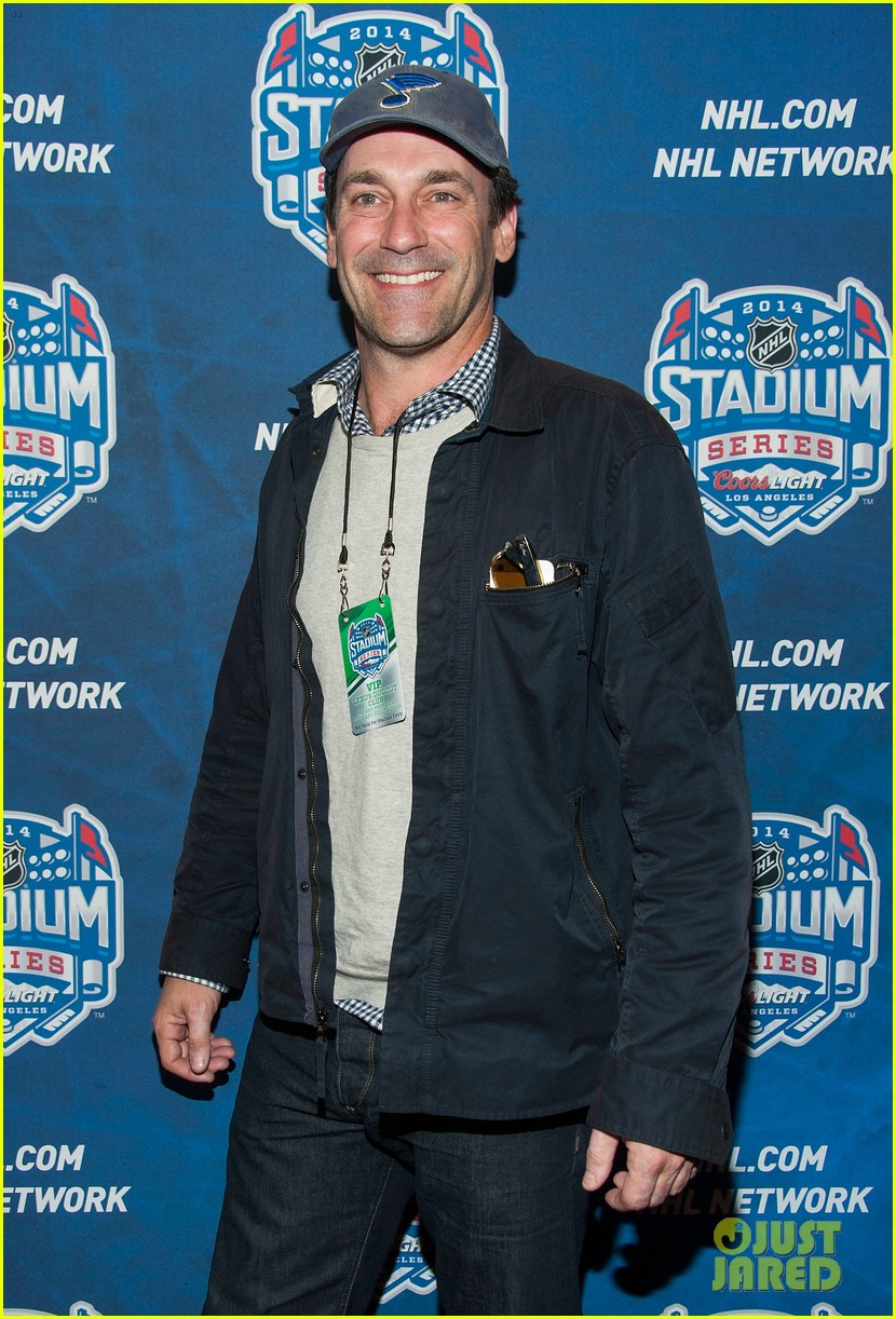 jon hamm joe manganiello nhl stadium series game 163042192