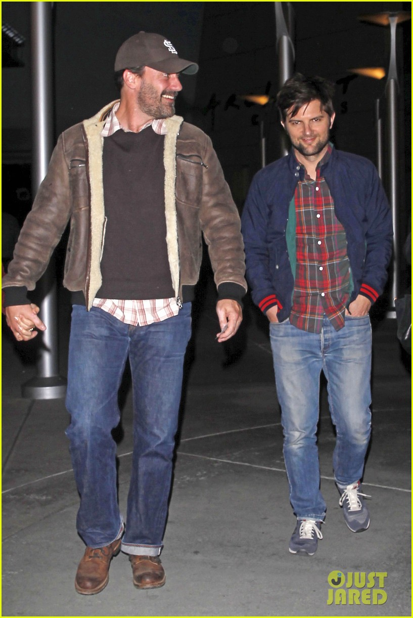 jon hamm jennifer westfeldt double date with adam scott 013021965
