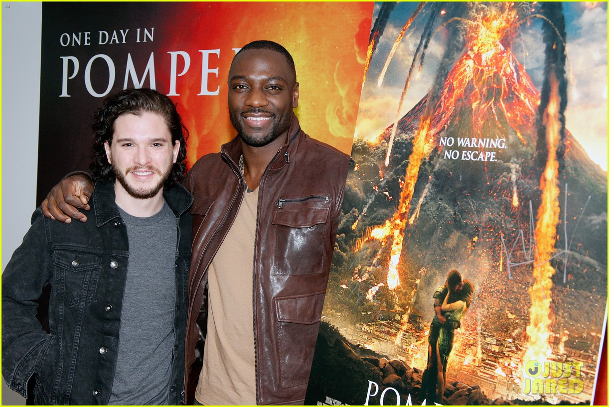 kit harington pompeii philadelphia screening 133042666