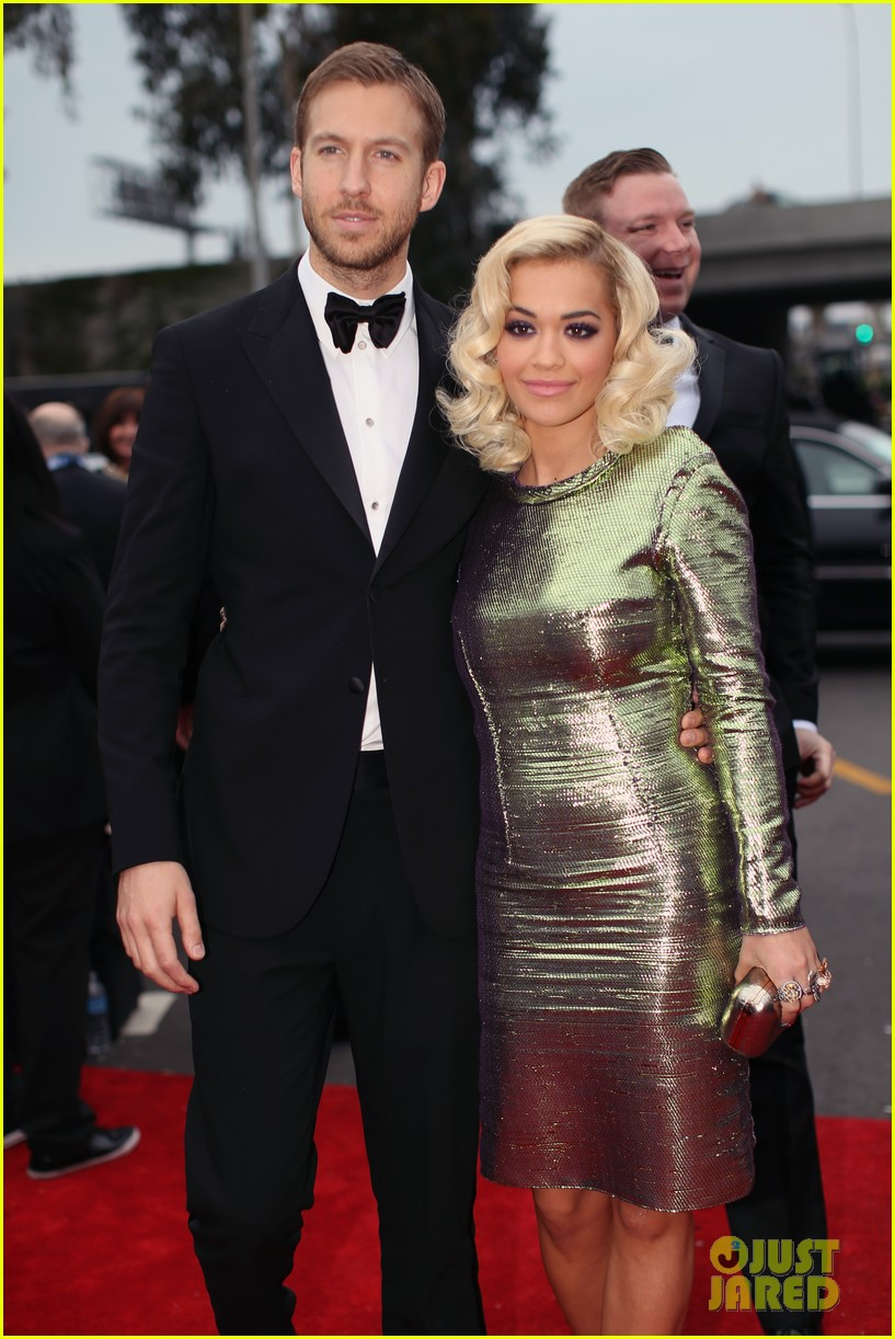 calvin harris grammys 2014 with rita ora 03