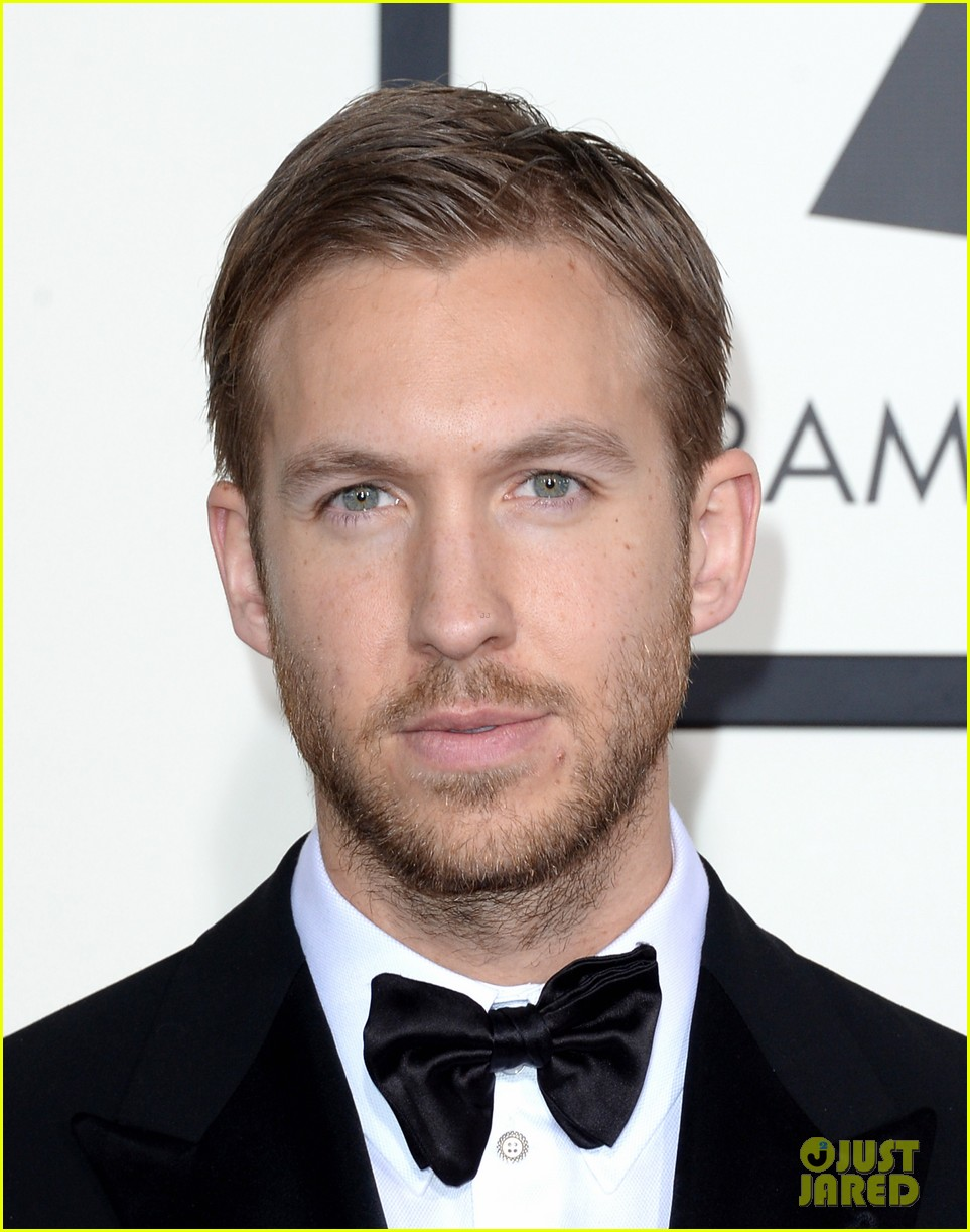 calvin harris grammys 2014 with rita ora 08