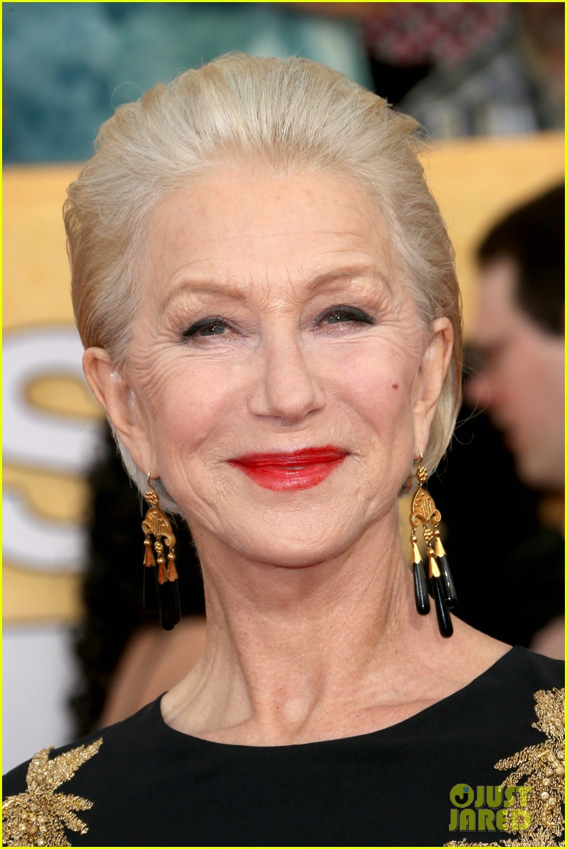 helen mirren sag awards 2014 red carpet 02