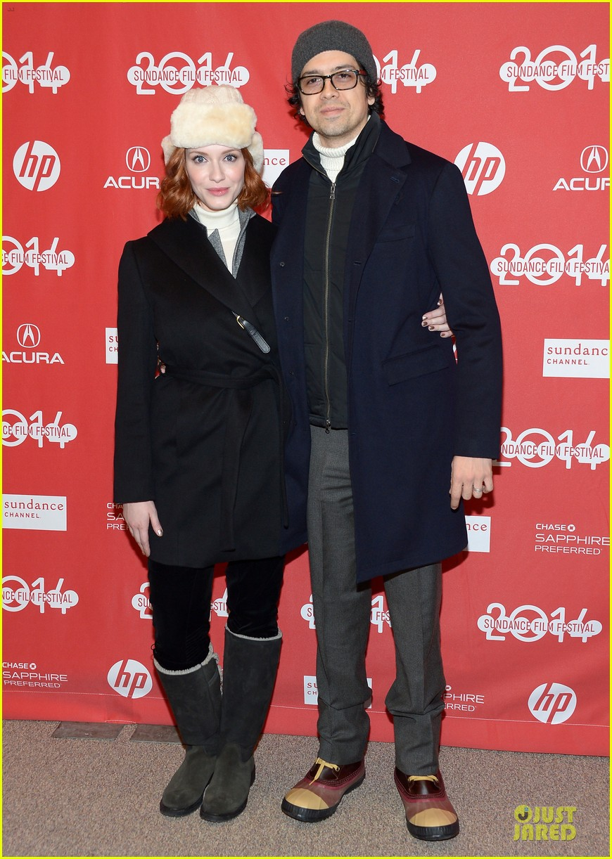 christina hendricks god pocket premiere at sundance 2014 03