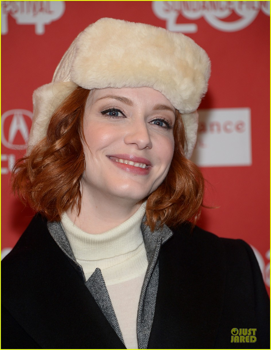 christina hendricks god pocket premiere at sundance 2014 06