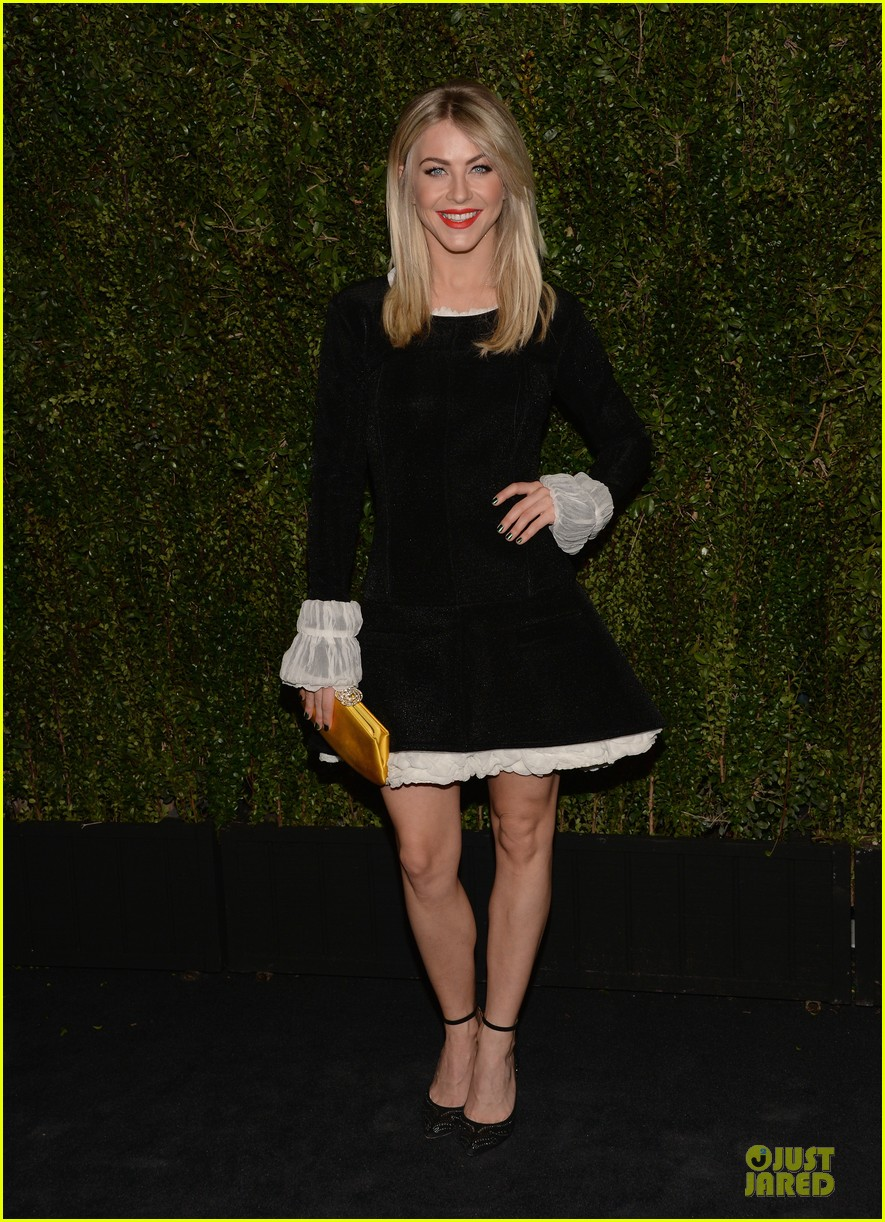 julianne hough drew barrymores book celebration 01