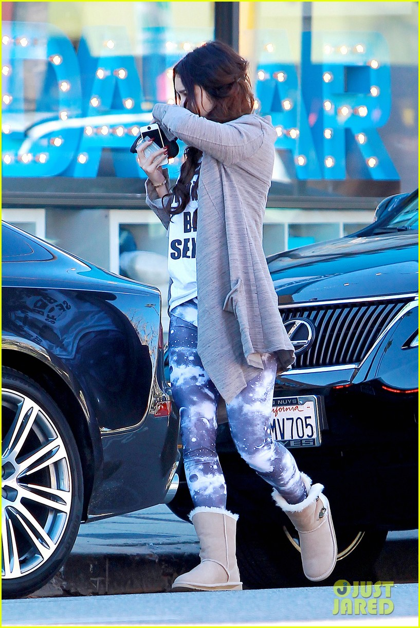 vanessa hudgens works out after gimme shelter premiere 123031897