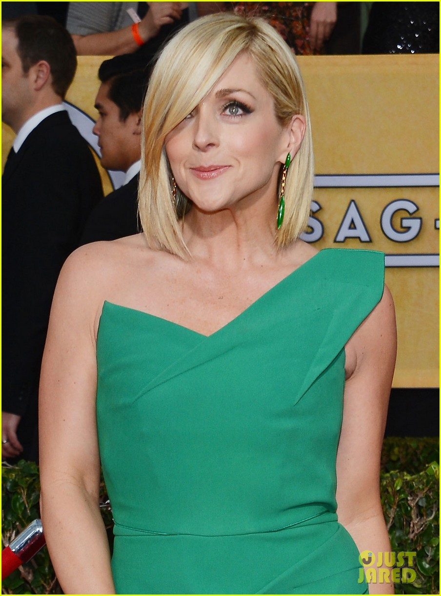 jane krakowski katrina bowden sag awards 2014 red carpet 033034801