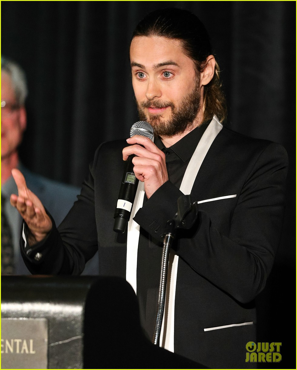 jared leto adele exarchopoulos lacfa awards 2014 053028860