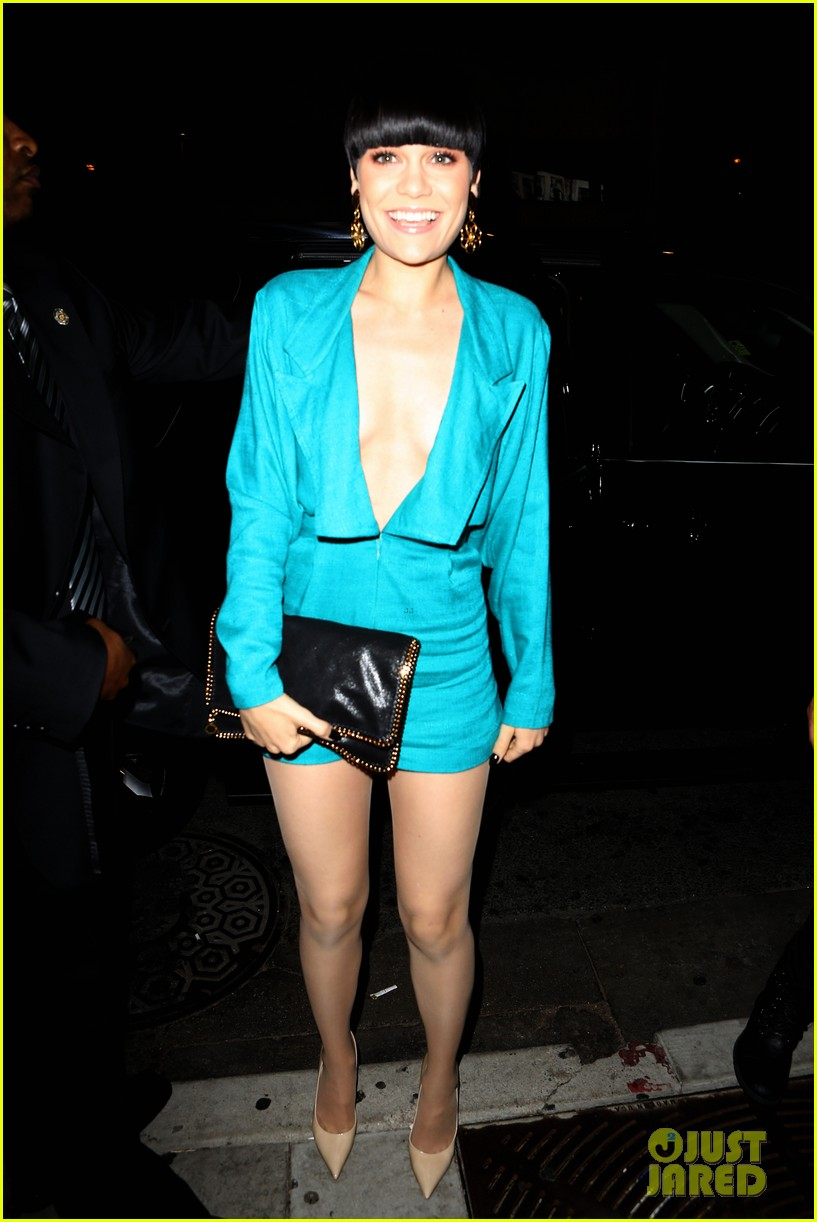 jessie j republic records grammys 2014 after party 03