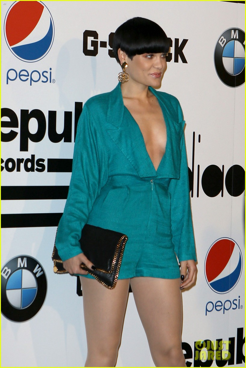 jessie j republic records grammys 2014 after party 123042000