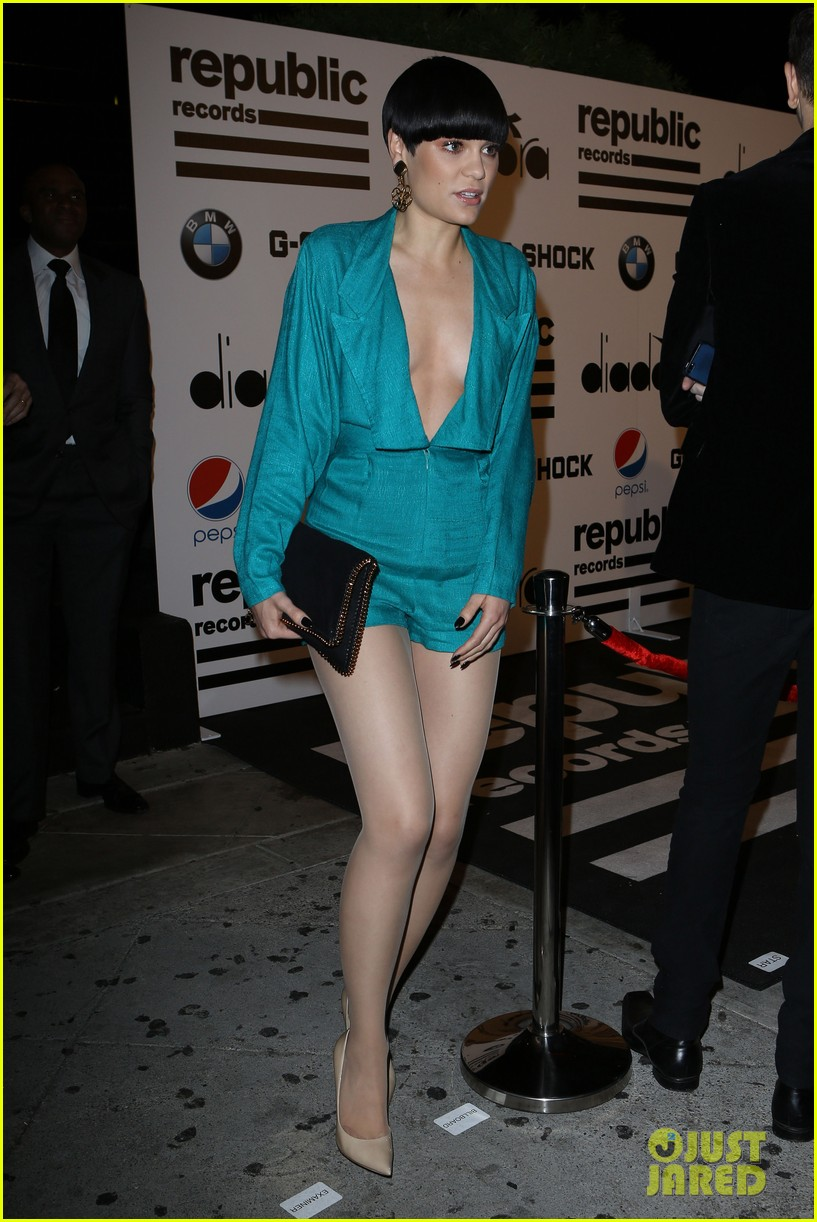 jessie j republic records grammys 2014 after party 13