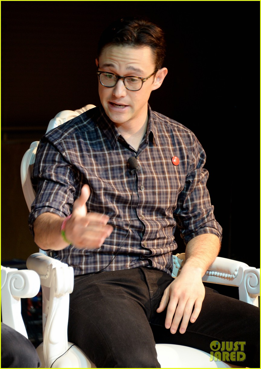 joseph gordon levitt sundance hitrecord are very similar 053035987
