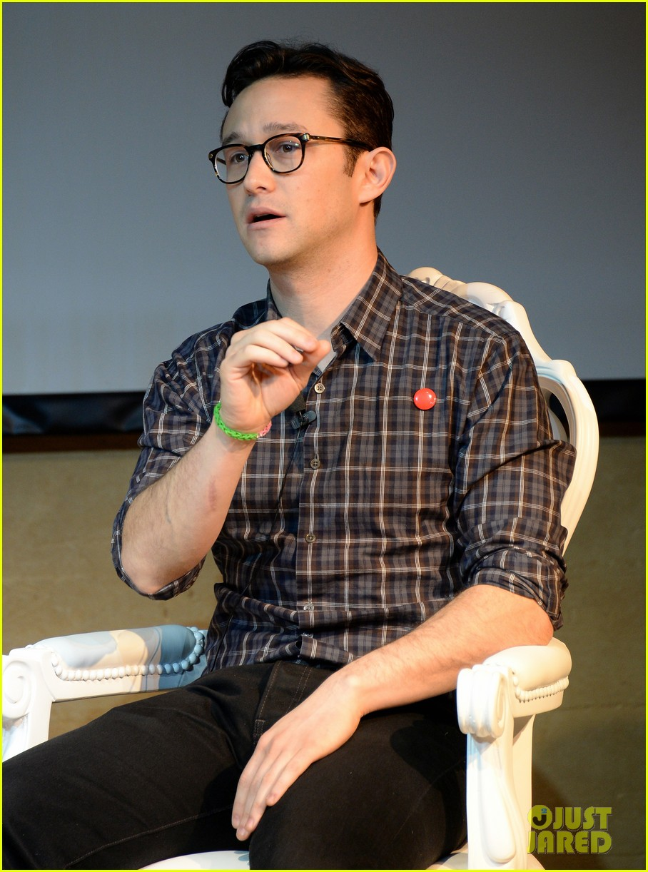 joseph gordon levitt sundance hitrecord are very similar 06