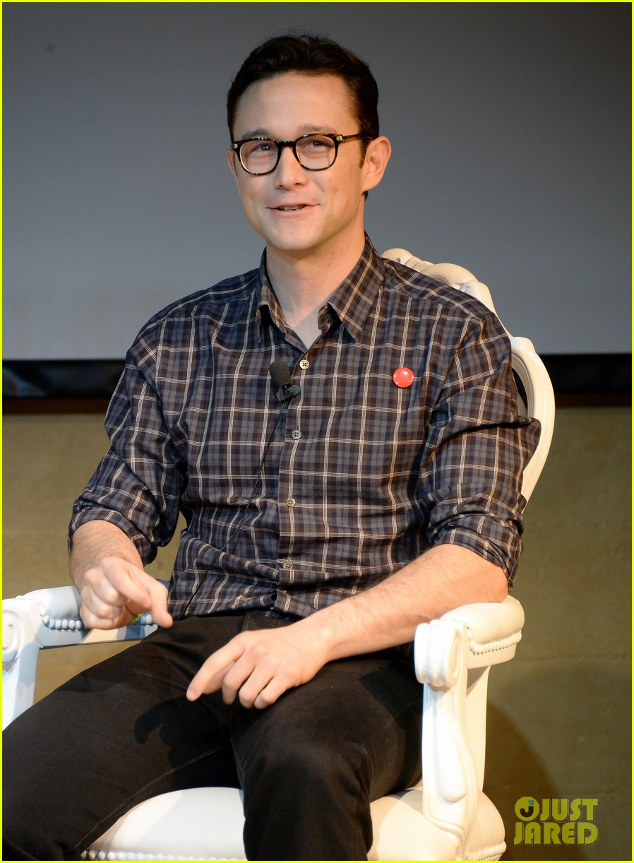 joseph gordon levitt sundance hitrecord are very similar 073035989