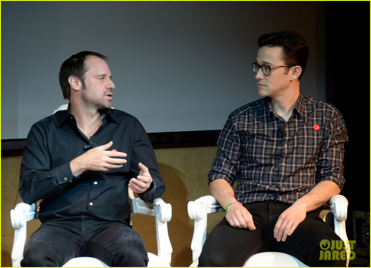 joseph gordon levitt sundance hitrecord are very similar 133035995