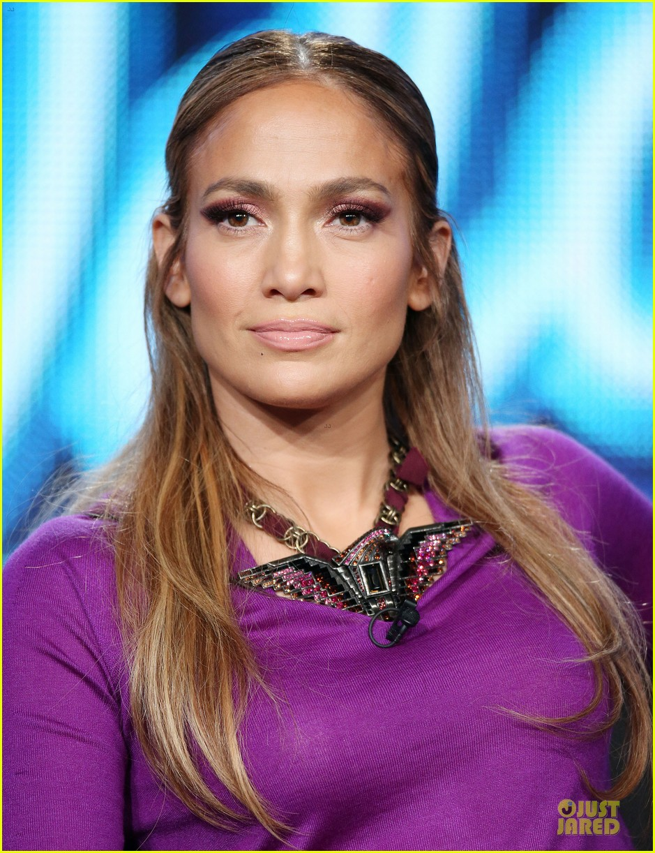 jennifer lopez american idol tca panel with keith urban 163030575