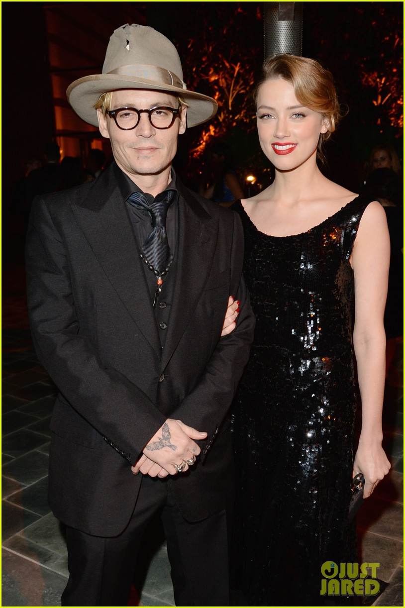 johnny depp amber heard art of elysium heaven gala 073028588