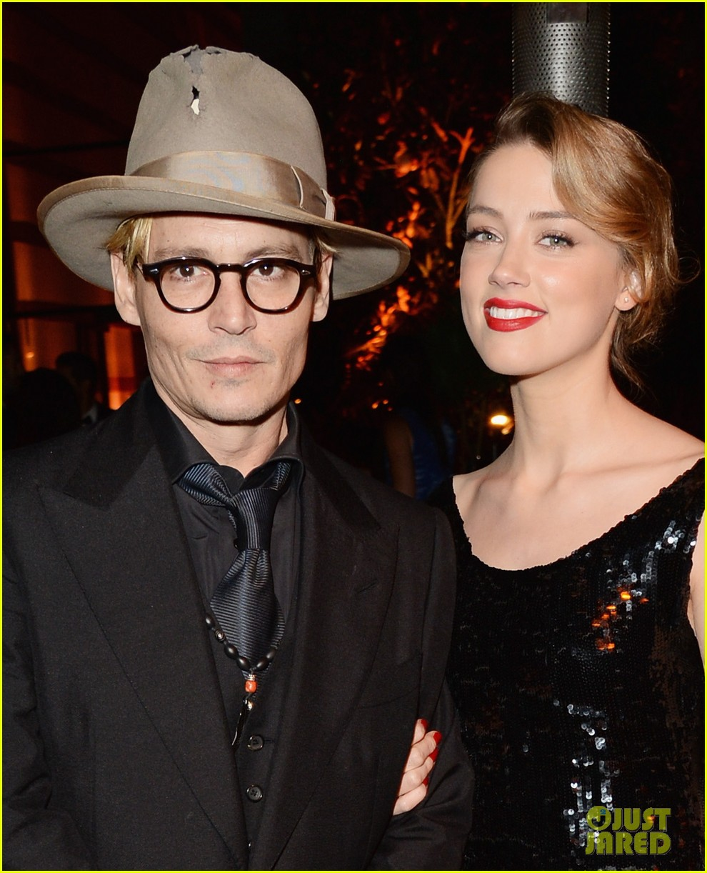 johnny depp amber heard art of elysium heaven gala 193028600