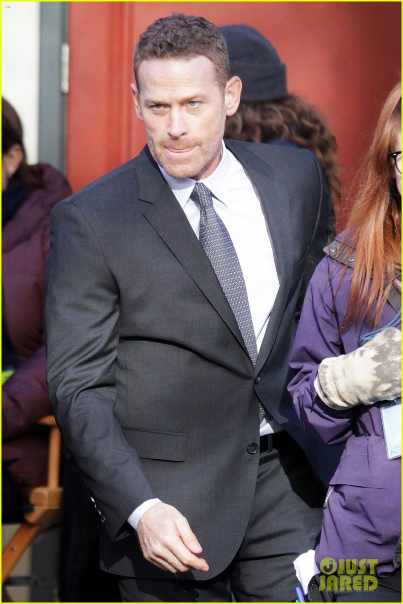 dakota johnson shoots fifty shades scenes with max martini 02
