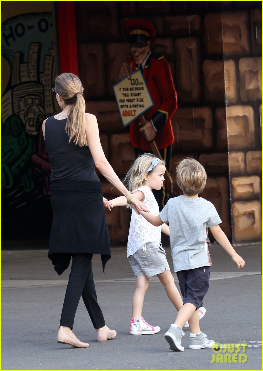 angelina jolie luna park fun with the kids 23